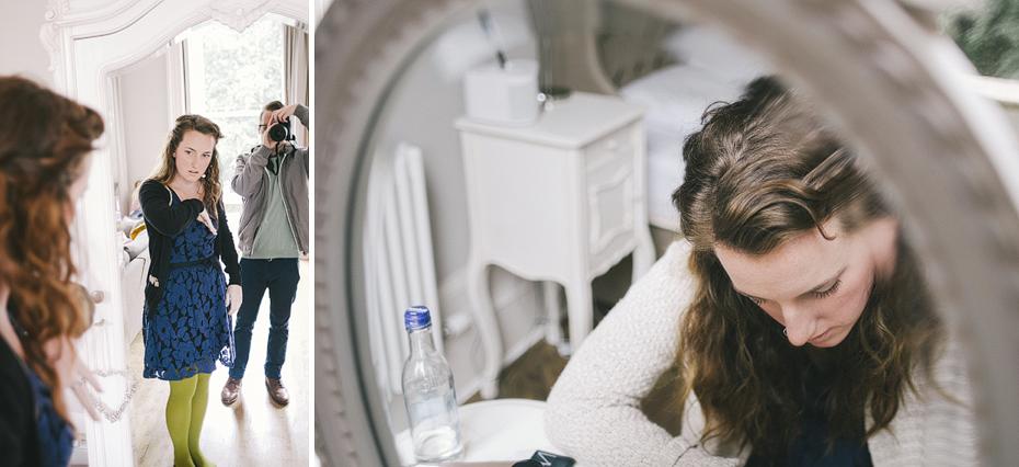 Michigan wedding photographer Heather Jowett honeymoons in Scotland.