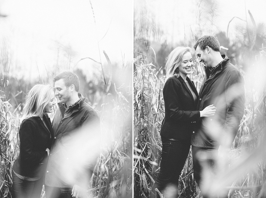 Ann Arbor Detroit Wedding Photographer Engagement Session Woods Creative Outdoors