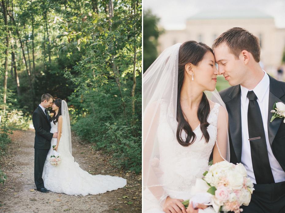 Tiffany jim39s elegant michigan league wedding in ann for Student wedding photographer