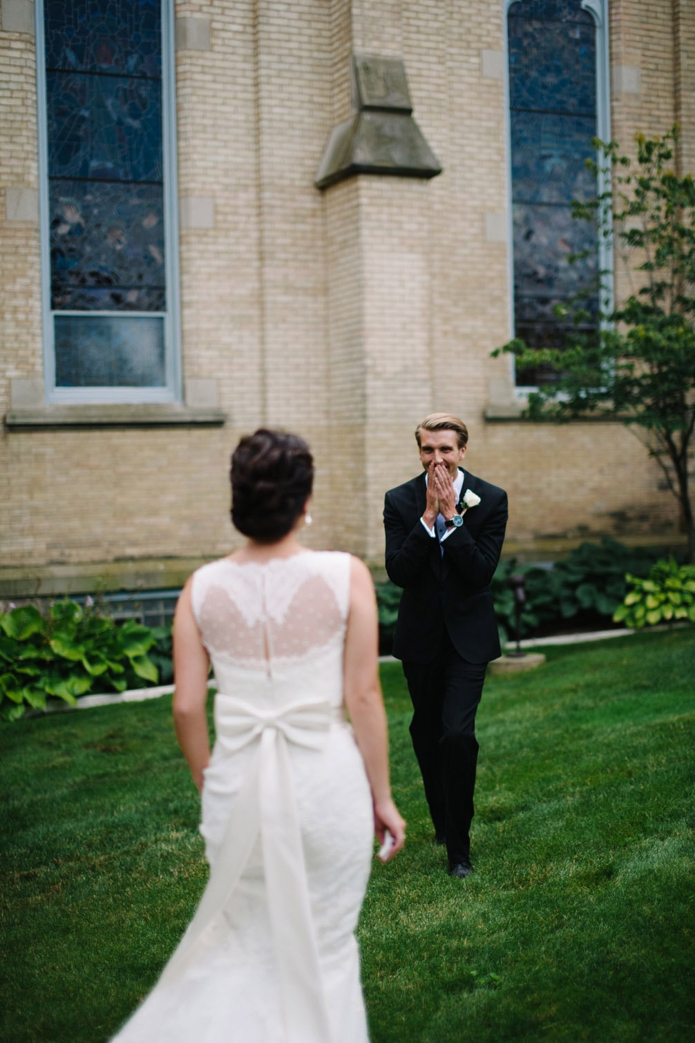 Claire and Matthew's Classic Amway Grand Wedding
