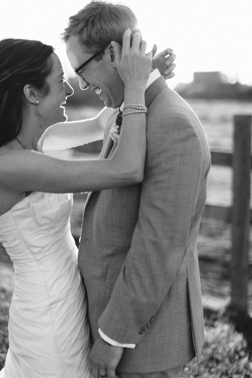 Kristen and Steve's Misty Farms Wedding Barn Bash