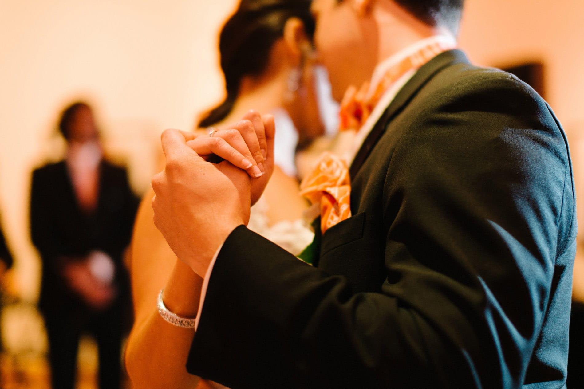 Get Sarah to the Greek – Chris and Sarah's Newport News, Virginia Wedding