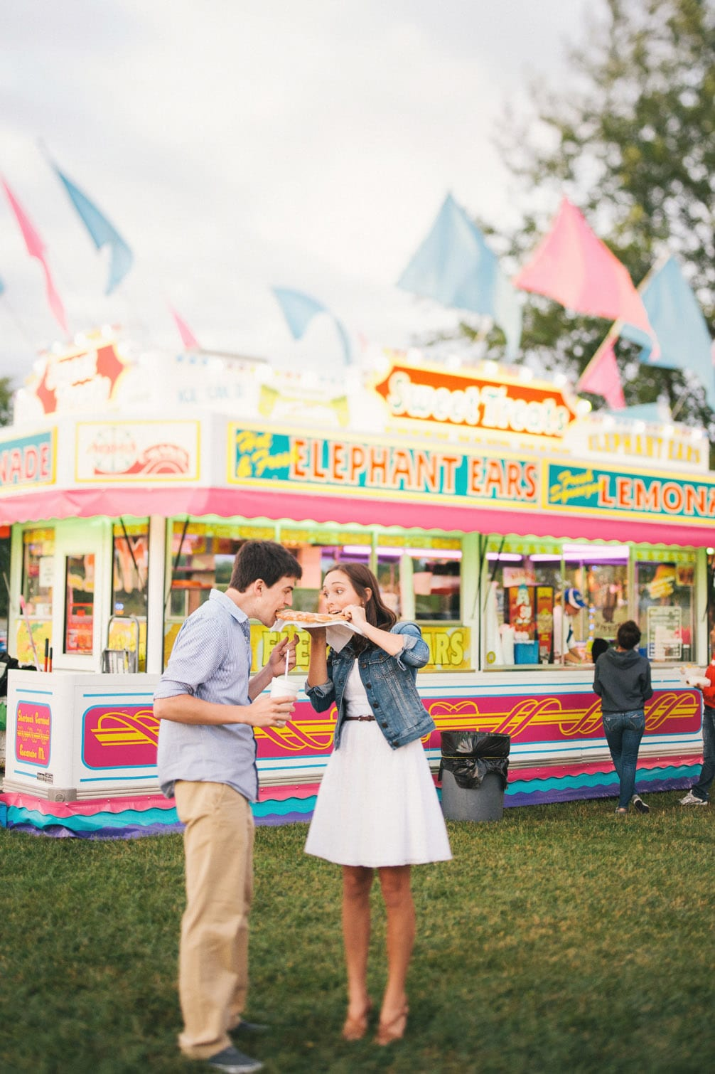 Cassy and Cameron: Love at the 4H Fair