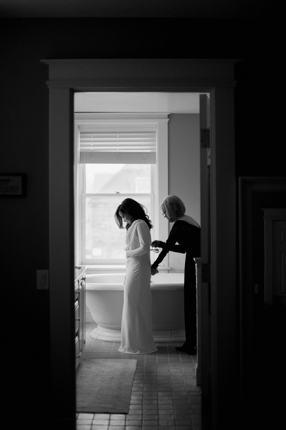 Drew and Lyndsay's Winter Wedding at Zingerman's Events on Fourth