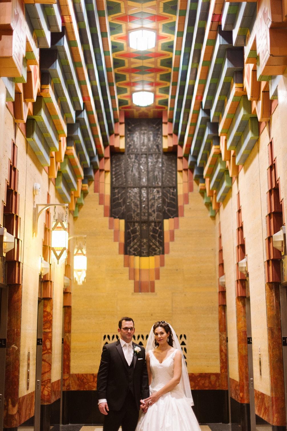 Lauren and Jeff's Classic Colony Club Detroit Wedding