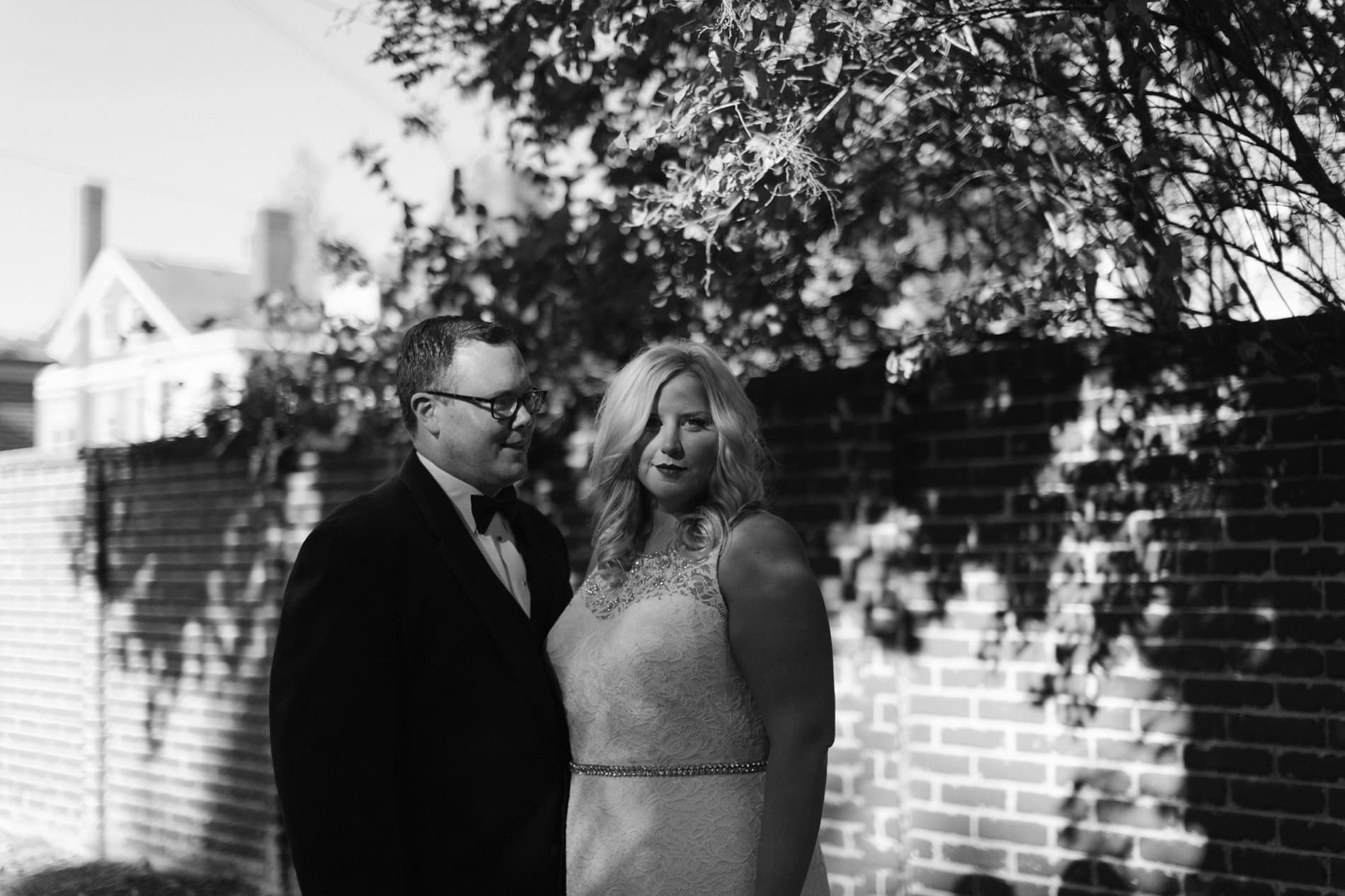 Lea and Terry's Gem Theater Wedding in Detroit