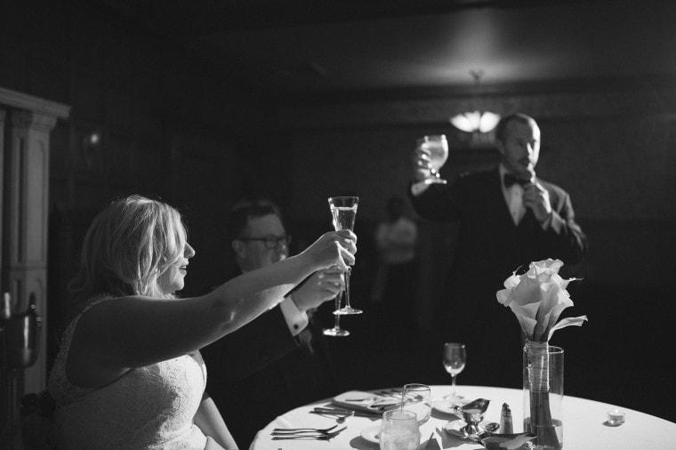 Gem Theater Wedding Reception