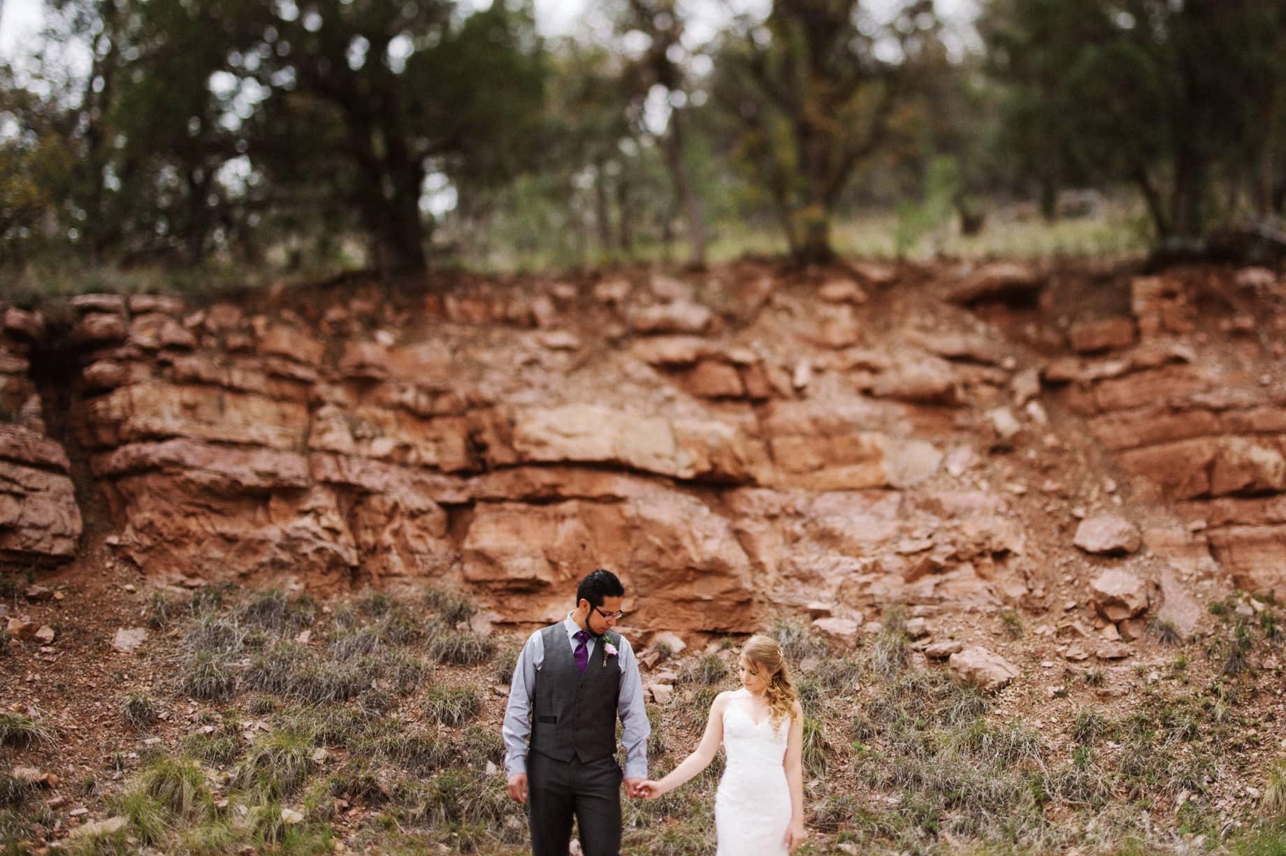 payson arizona wedding photography