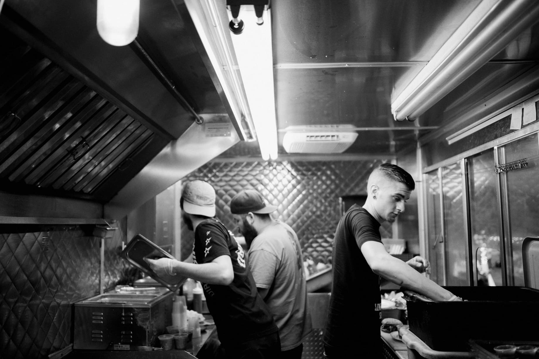 luncha libre food truck
