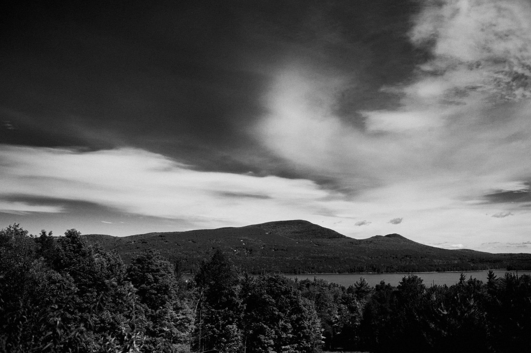 the catskill mountans