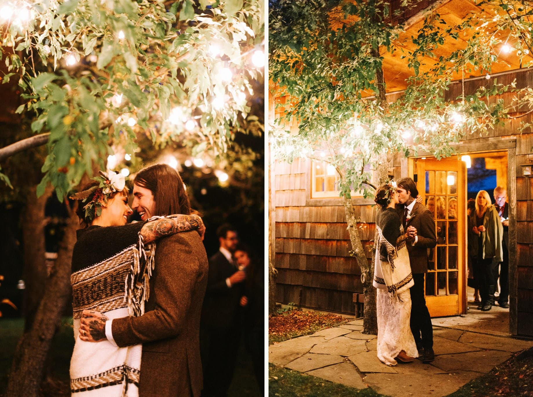 string wedding lighting