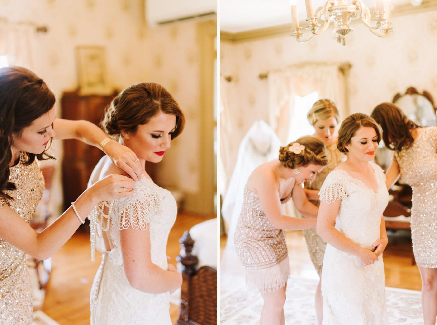 vintage bridal inspiration