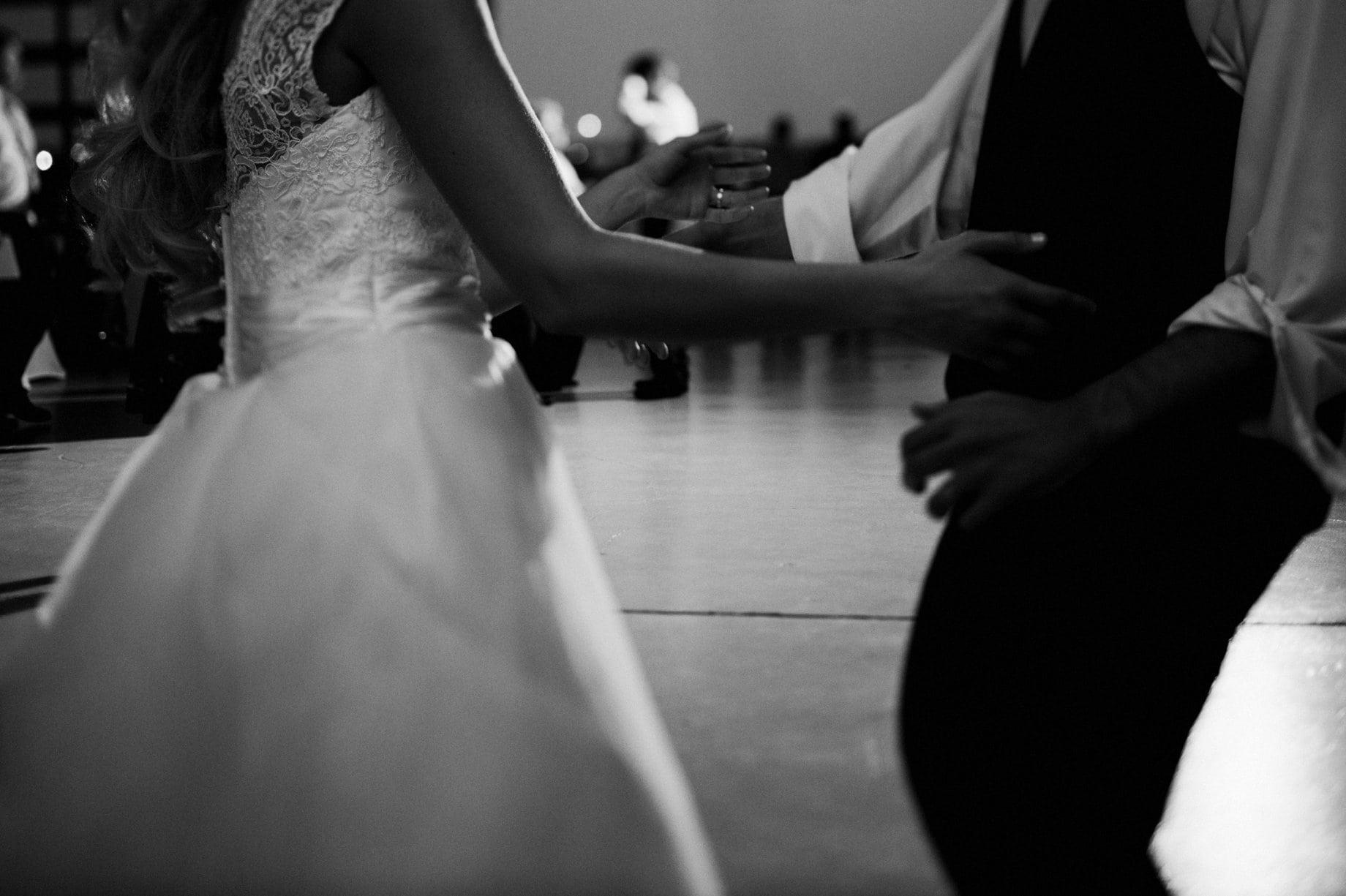 abstract wedding photography