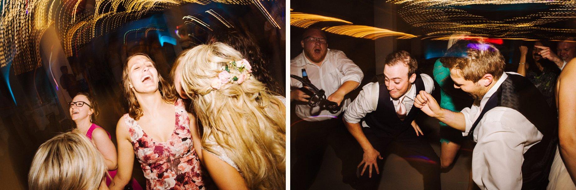 dancing at a port huron wedding