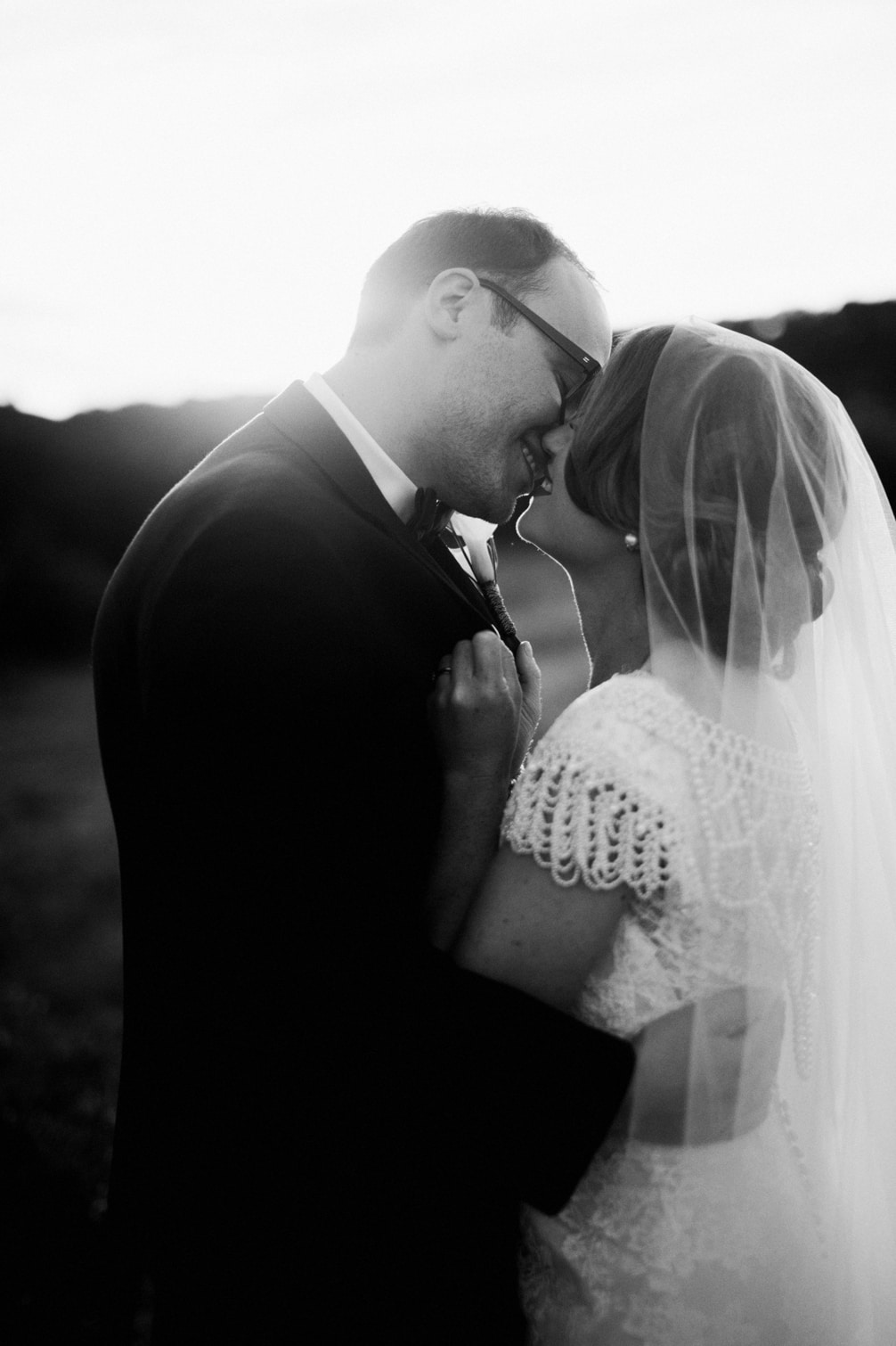 Lucy and Pierce's 20s Inspired Wedding at the Felt Mansion