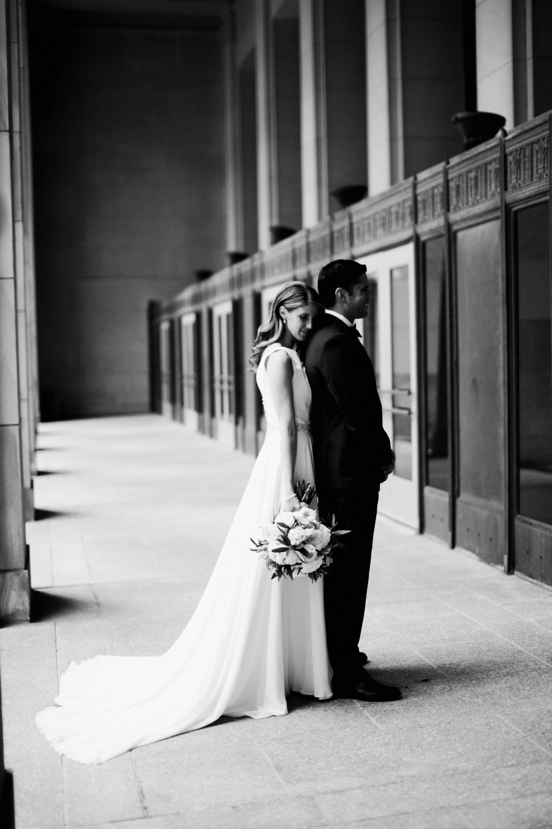 black and white wedding photogrphy
