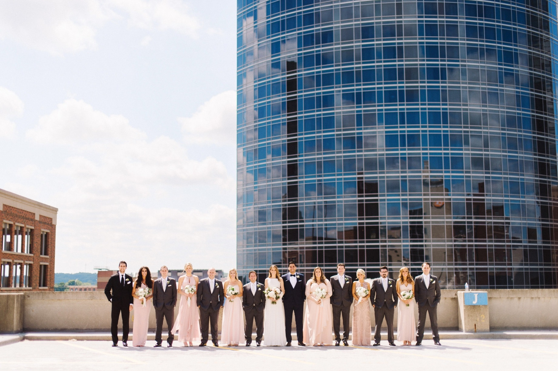 grand rapids wedding photo
