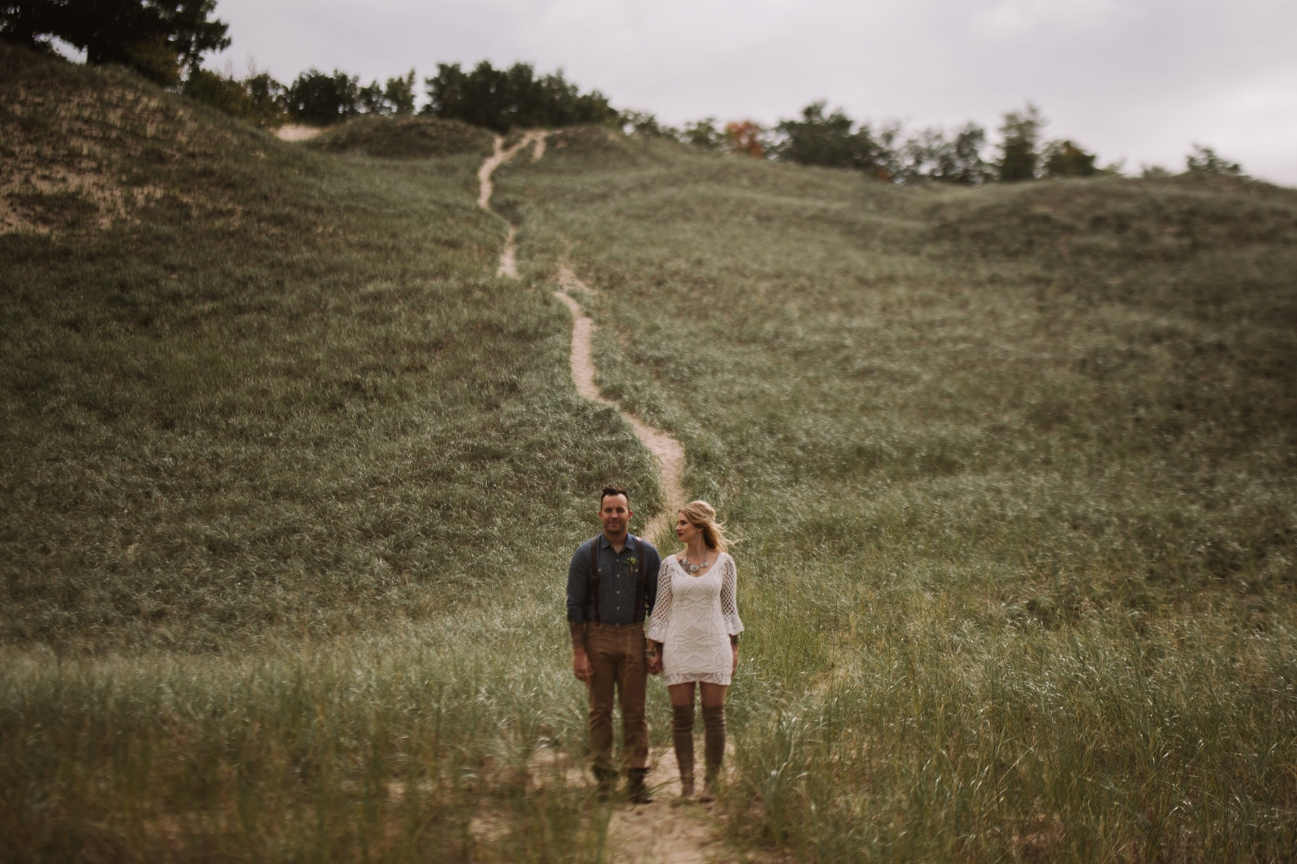 lundington state park wedding