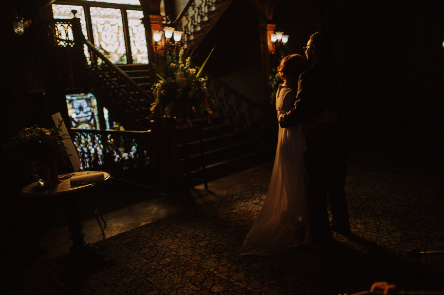 artistic and emotion detroit wedding photography