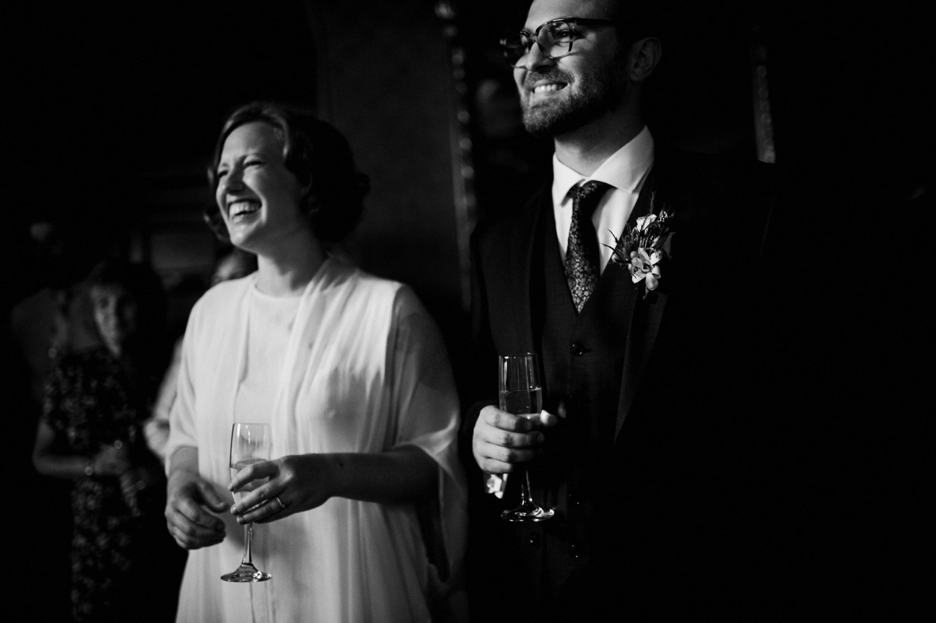 Margo and Nik's Whitney Mansion Wedding