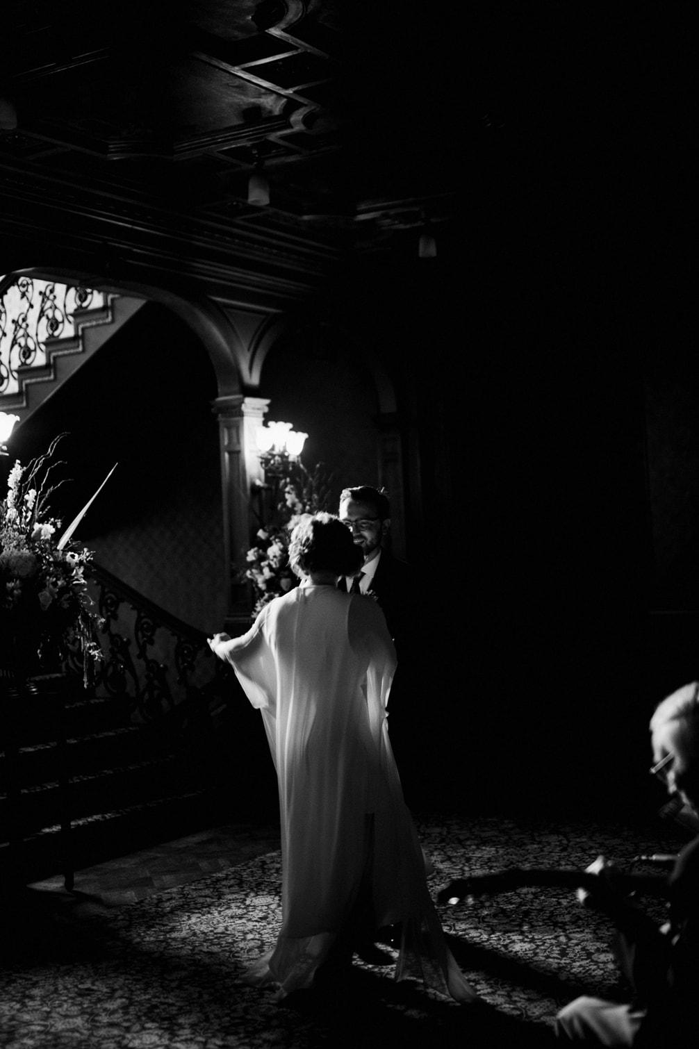 Margo and Nik's Whitney Mansion Wedding