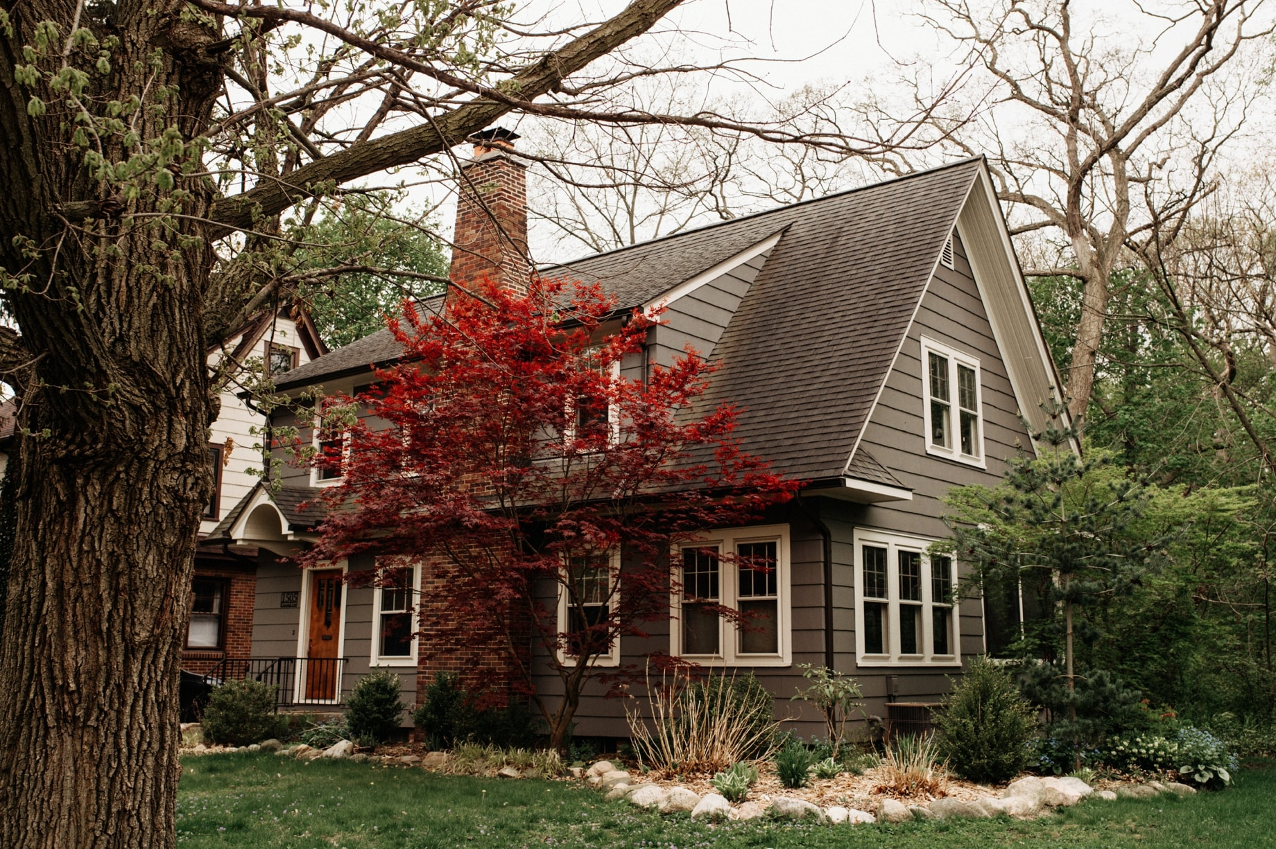 ann arbor neighborhood home