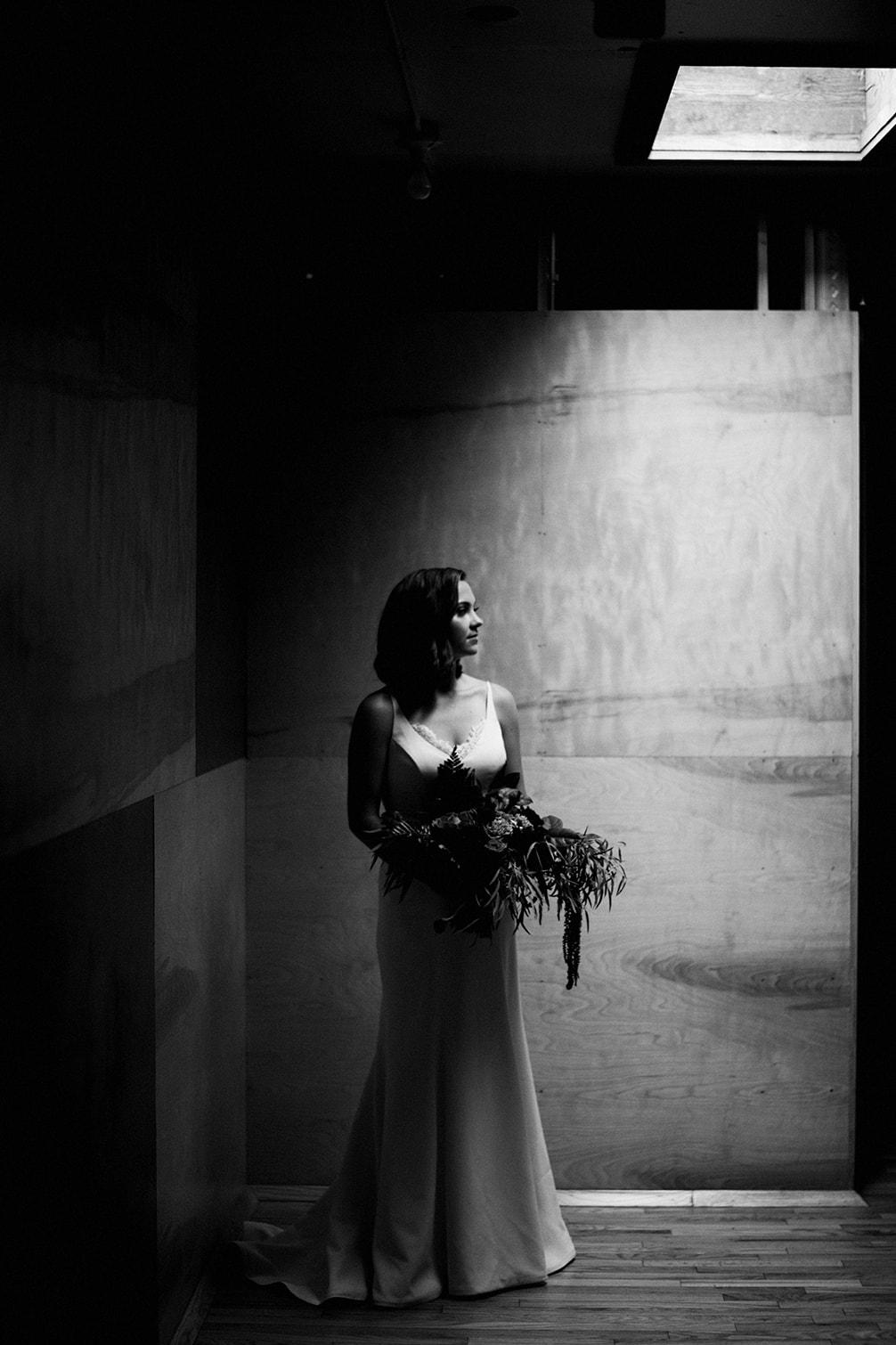 Kendra and Malcolm's Wedding at Zingerman's Greyline