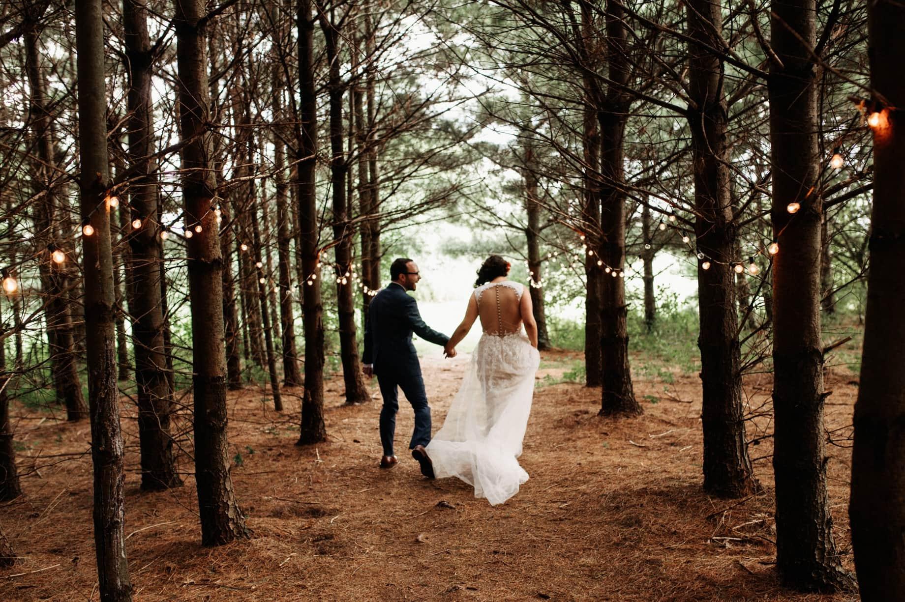 post matrimony bliss