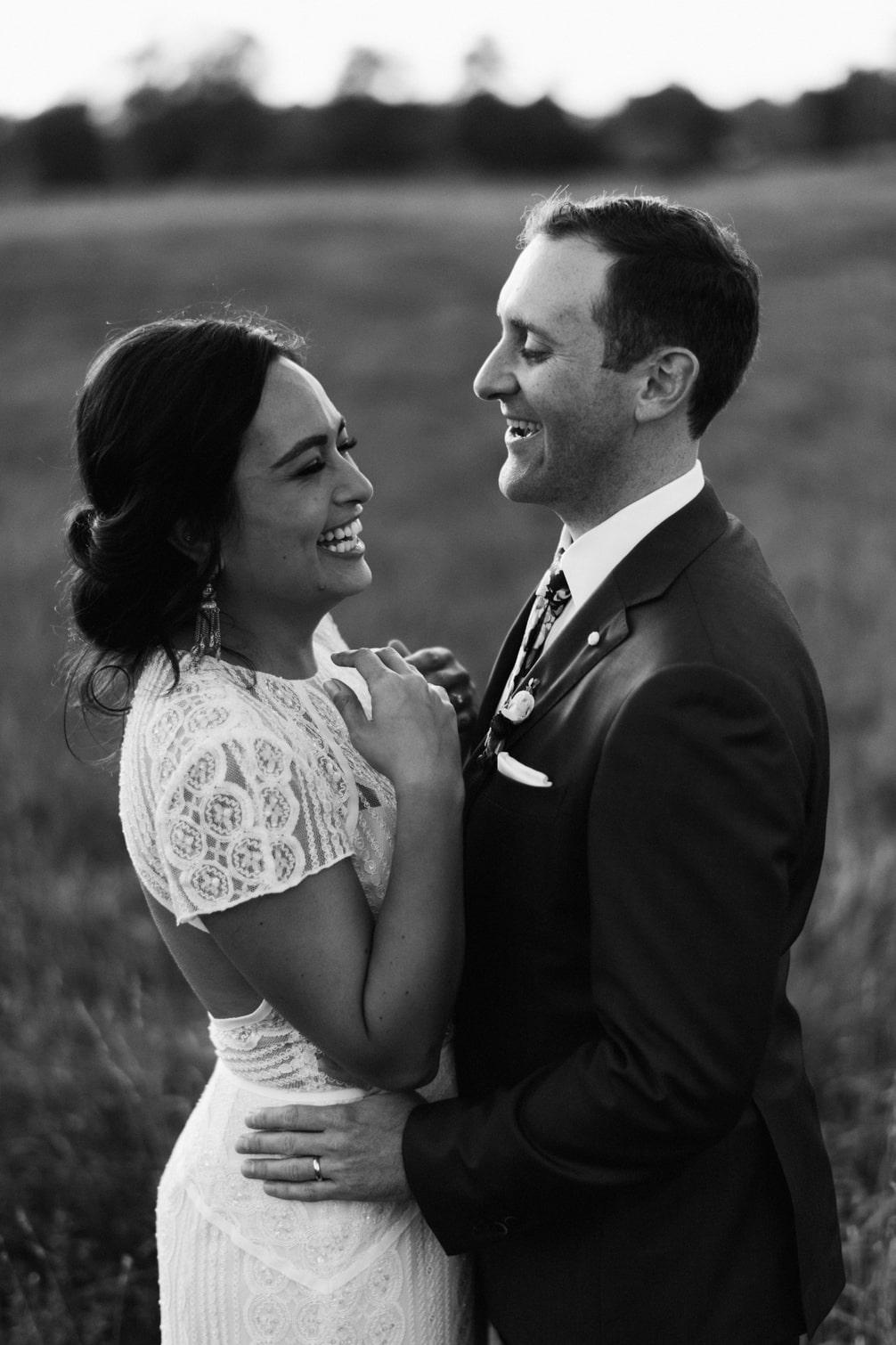 Chrissy and Justin's Wedding at Cornman Farms