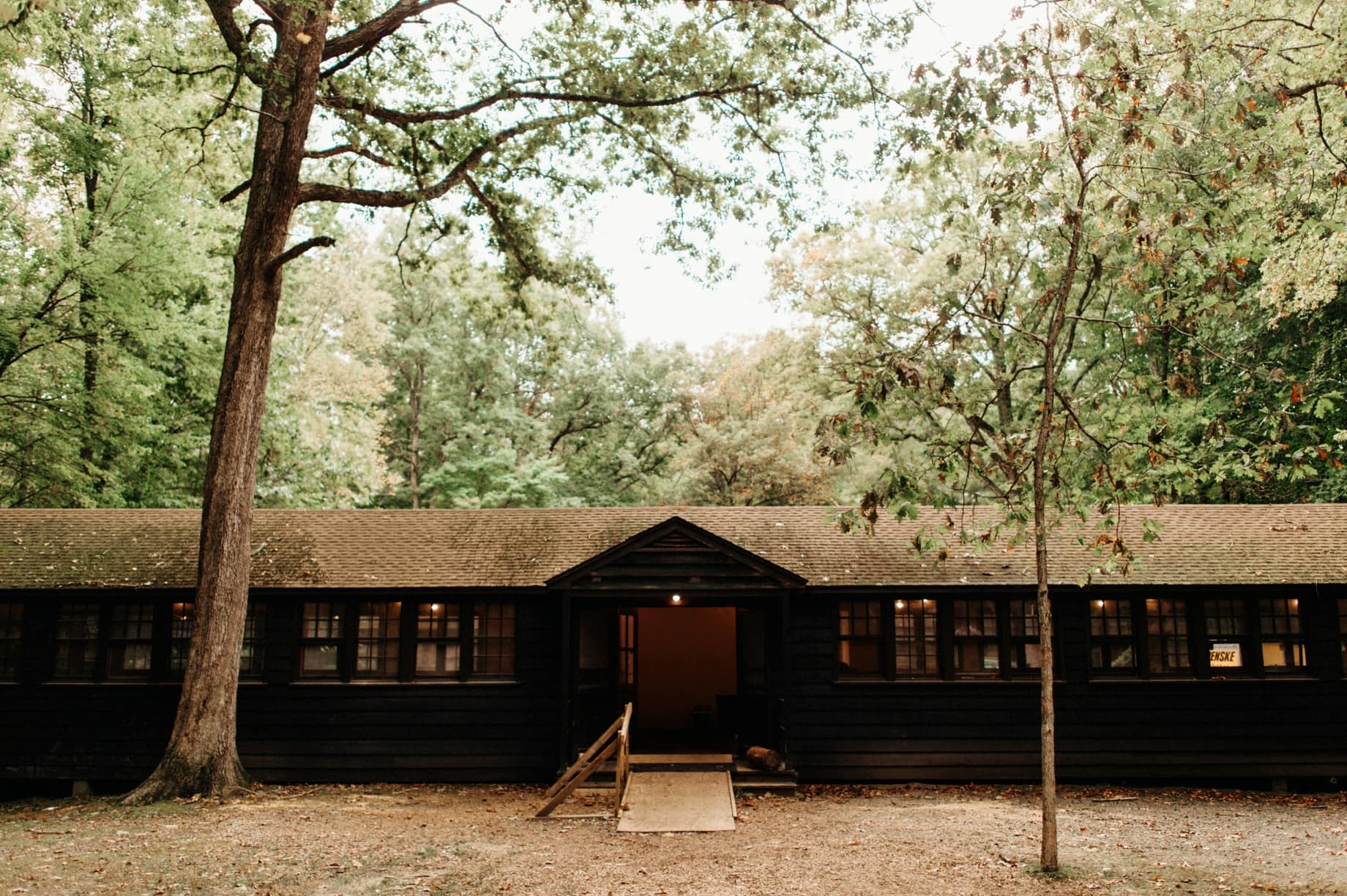 Wedding Venue At Prince William Forest Park