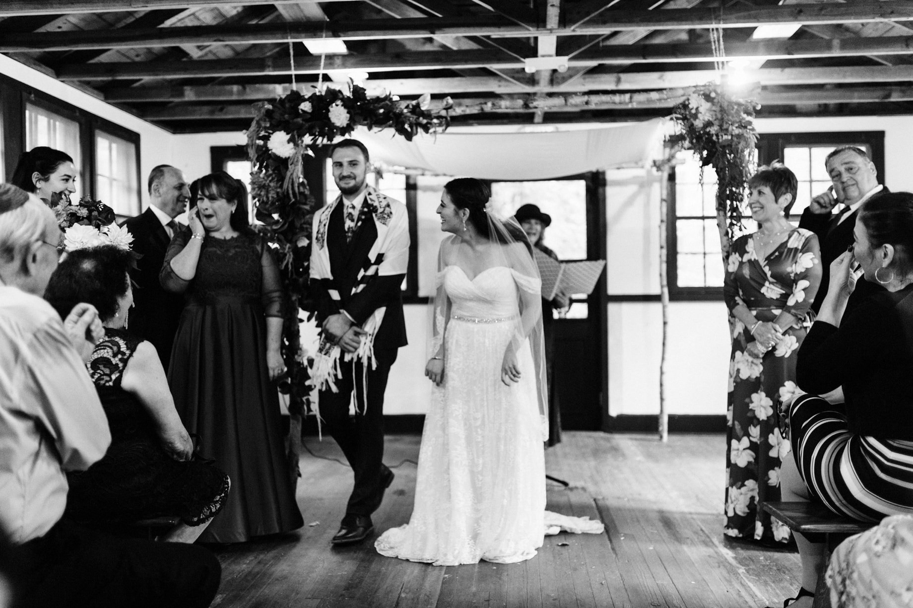 Jewish Wedding by Detroit Photographer Heather jowett