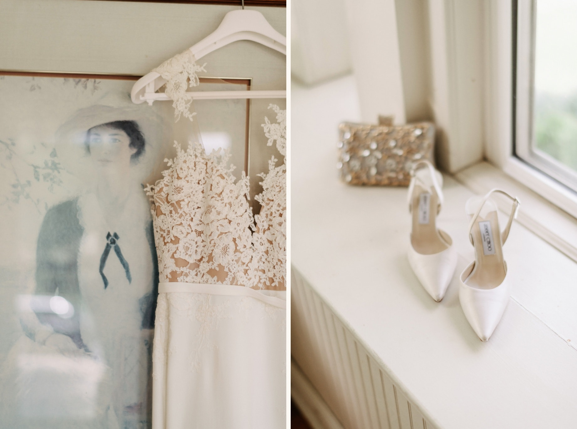 Bridal Details photographed at the wellers hospitality house