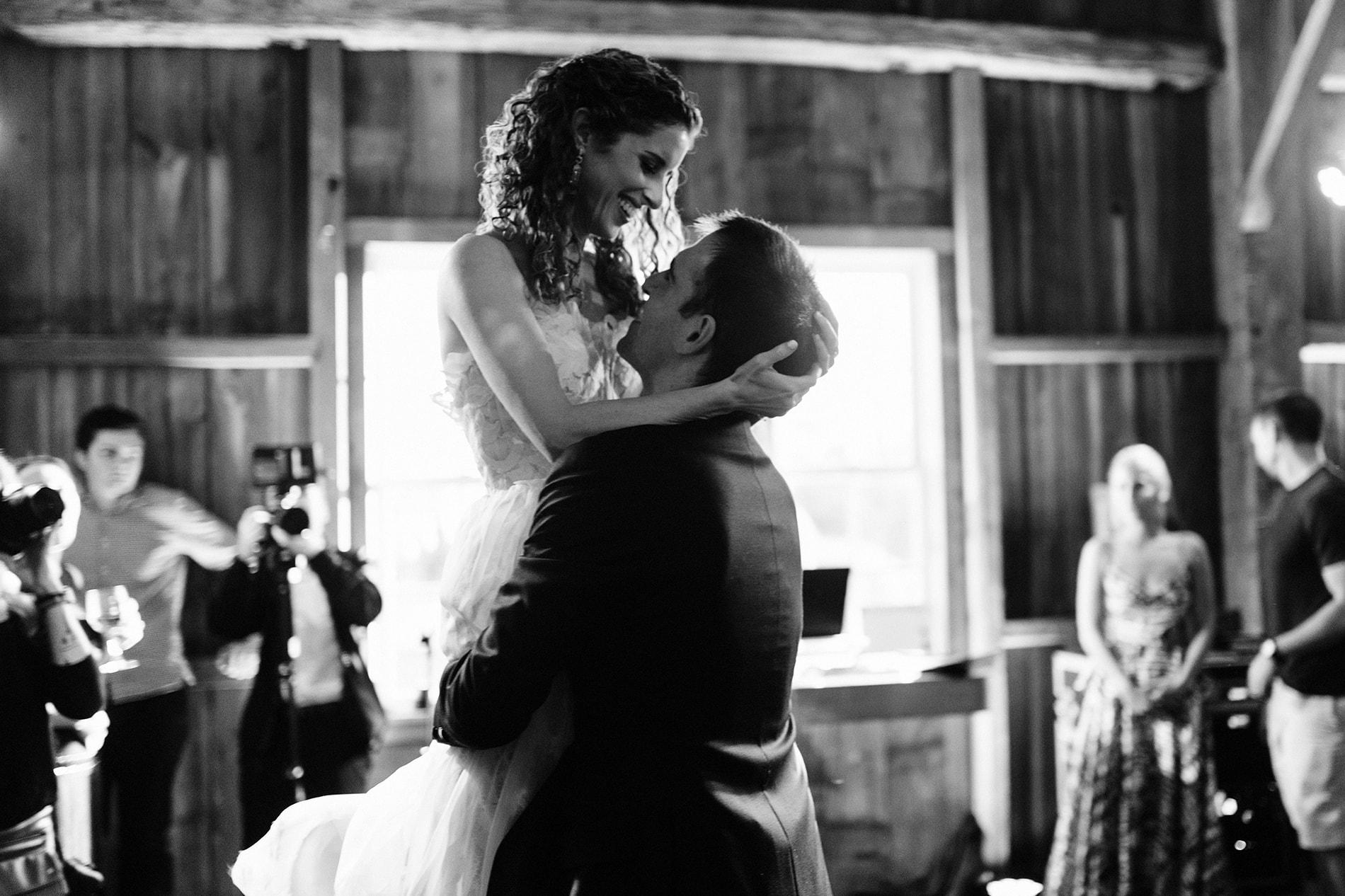 Hannah & Brett's Cornman Farms Wedding